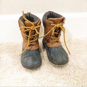 Kids GAP Duck Boots